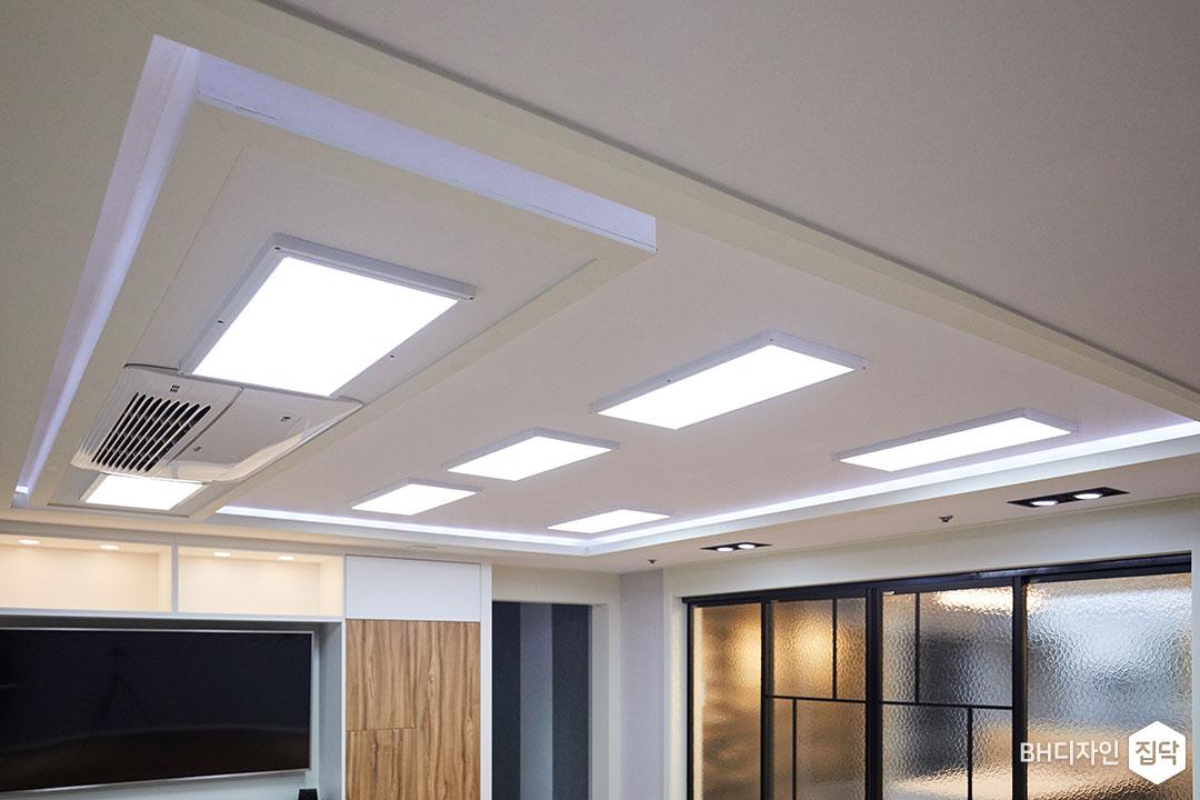 LED조명,우물천장,간접조명,다운라이트조명