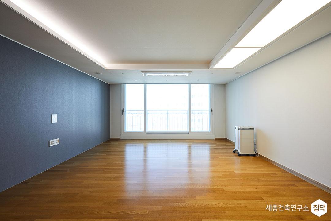 우물천장,거실,마루,LED,발코니