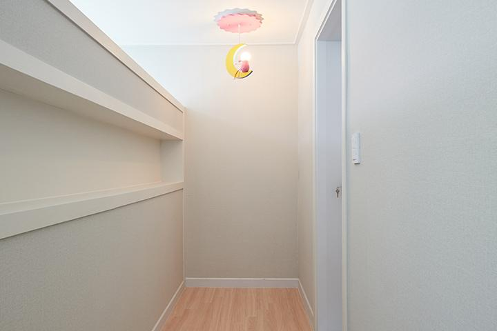 안방,파우더룸,수납공간,가벽