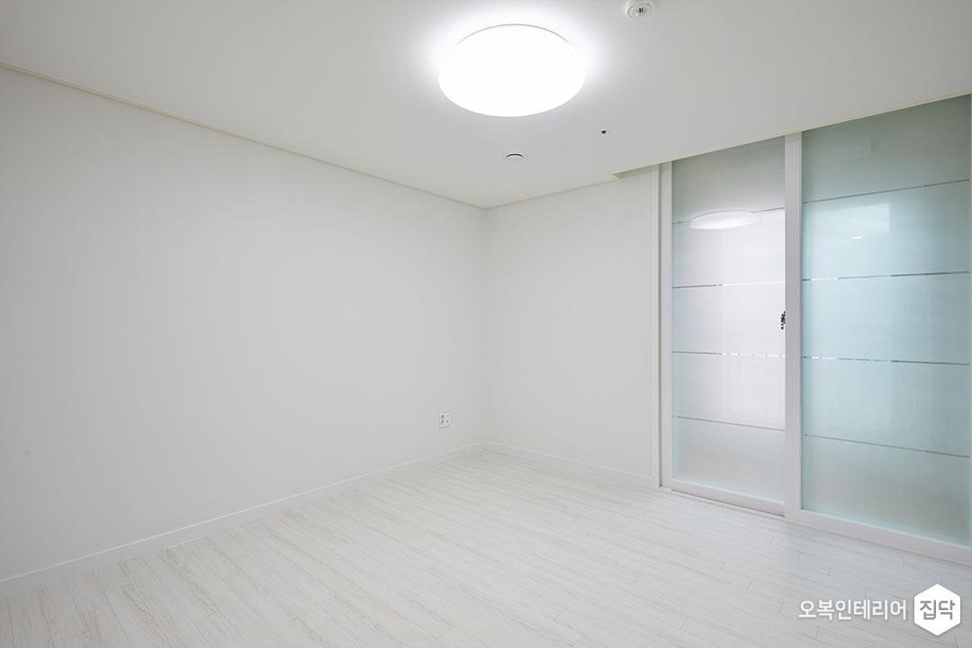 화이트,LED,방