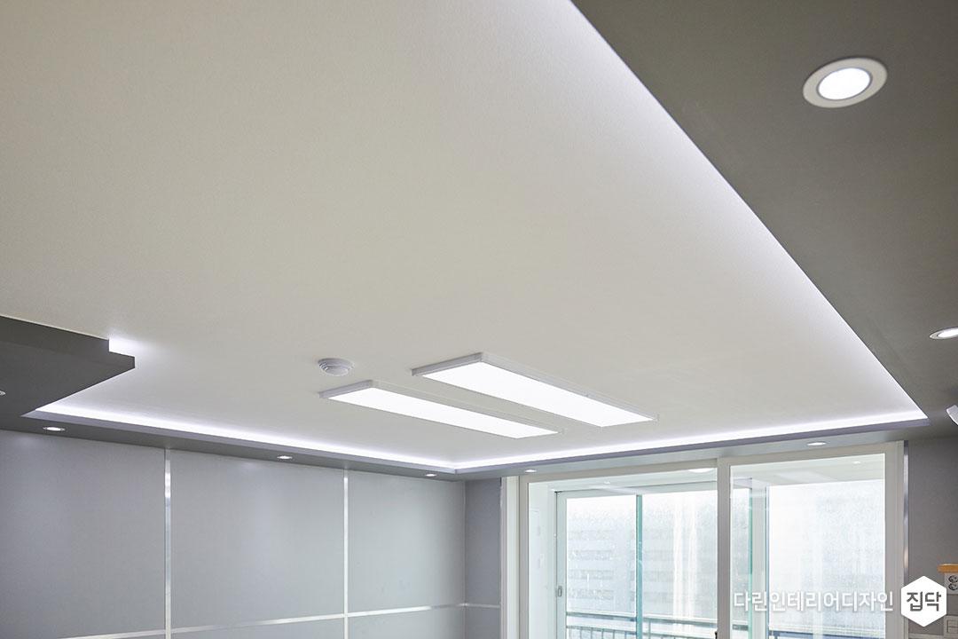 LED,심플엣지,등박스,다운라이트조명,간접조명