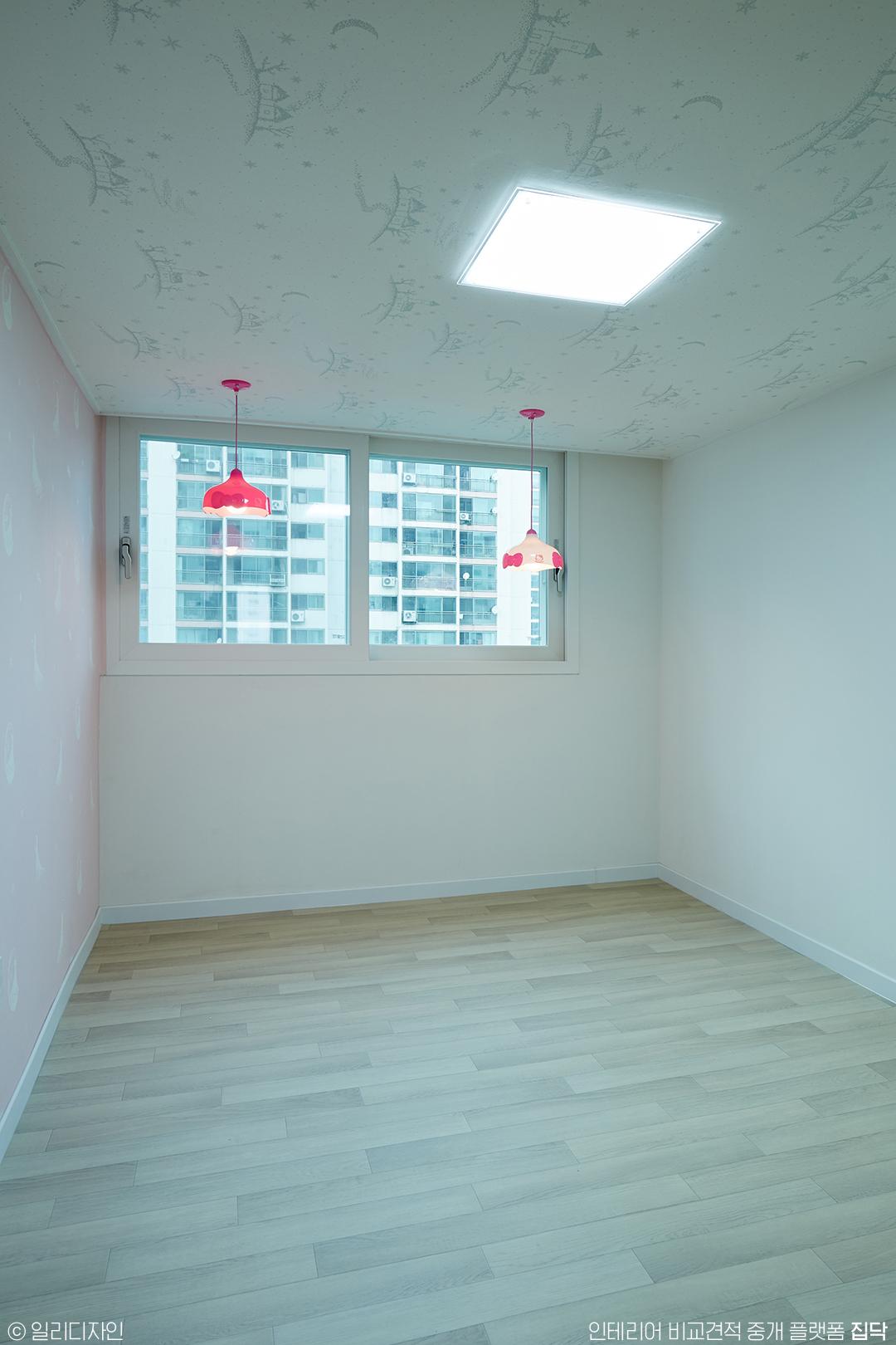 핑크,아이방,방,화이트