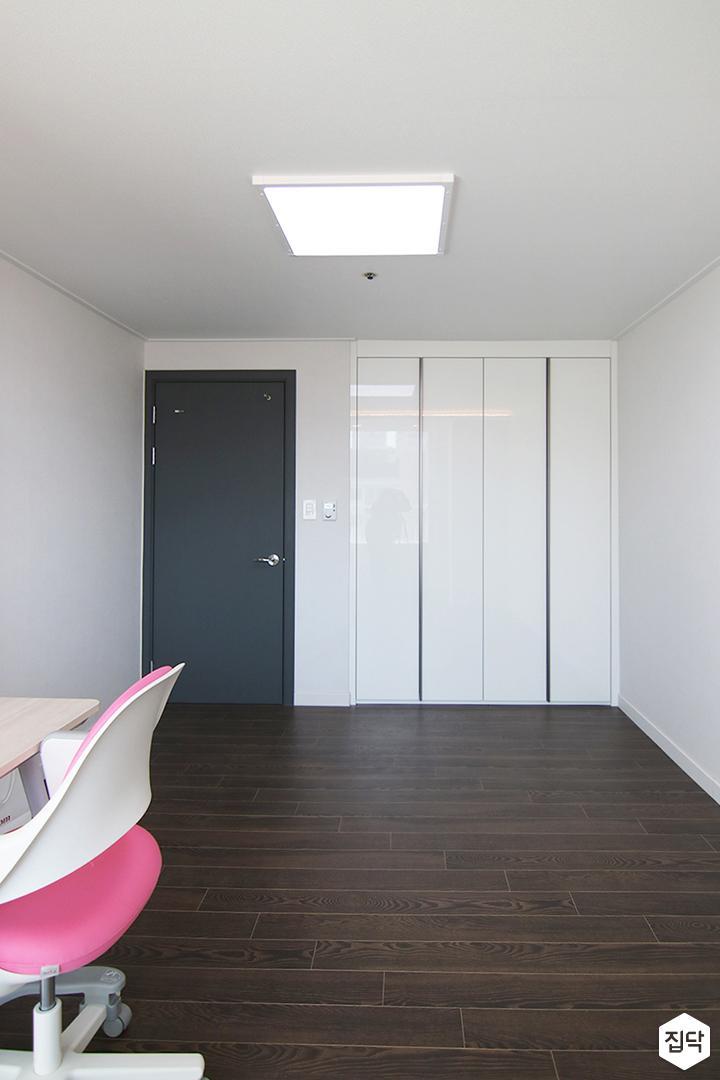 방,붙박이장,하이그로시,강마루,LED조명