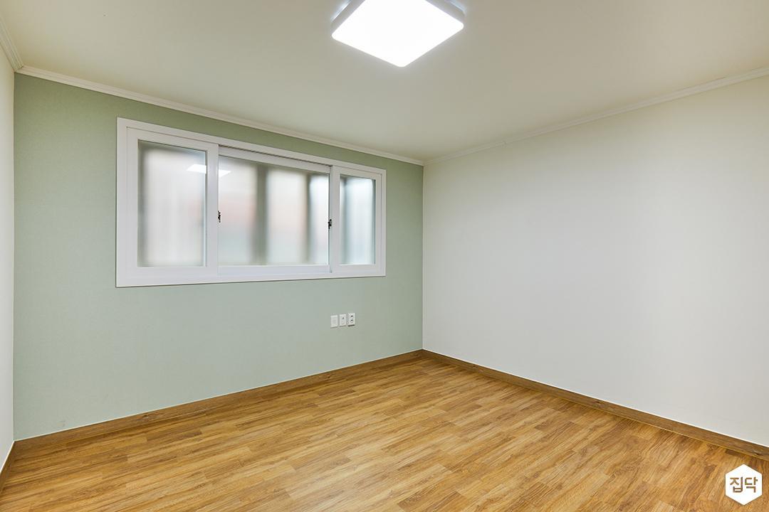 방,심플,민트,led조명,화이트,장판