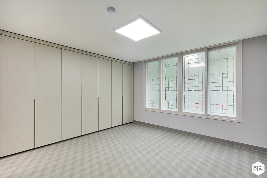 방,그레이,모던,붙박이장,디자인장판,전통문양,led조명
