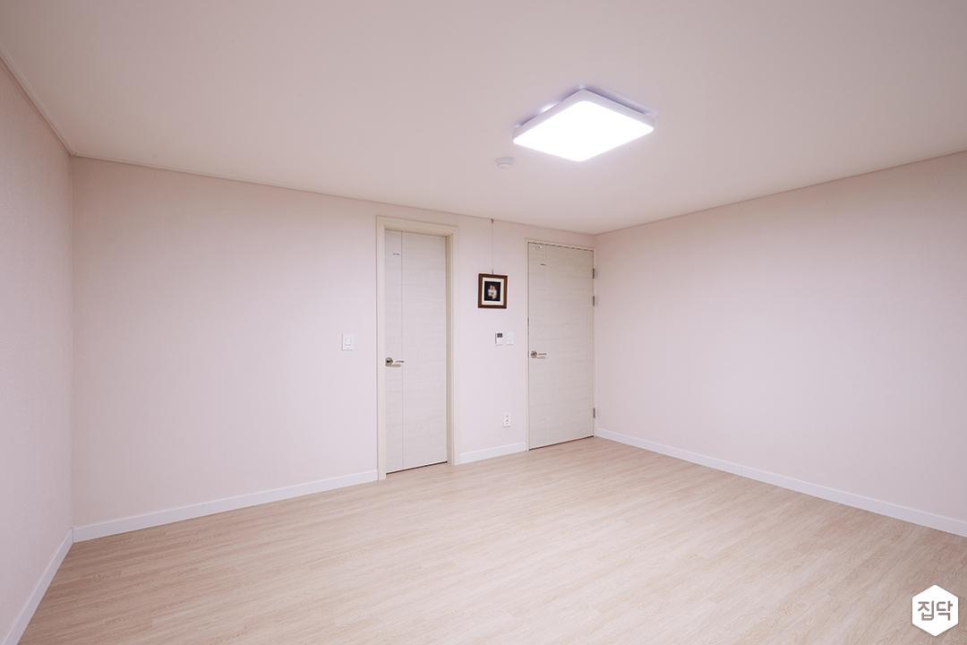 방,화이트,심플,액자레일,LED조명