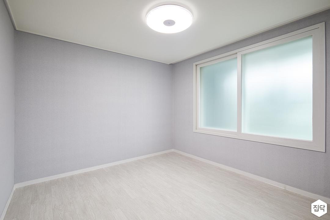 방,그레이,LED조명,심플,디자인장판