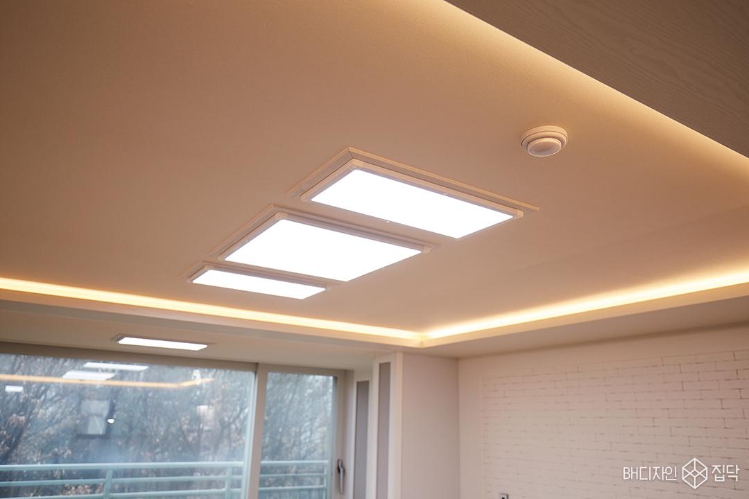 LED조명,간접조명,등박스,조명,거실