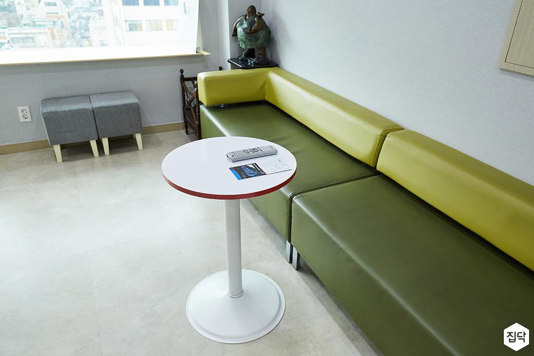 소파,의자,대기실,로비,그린,심플