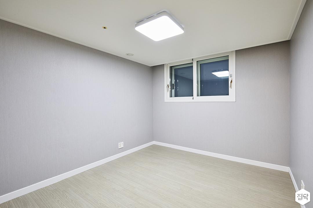 큰방,그레이,심플,LED조명