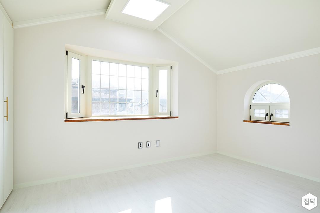 2층,화이트,심플,LED조명
