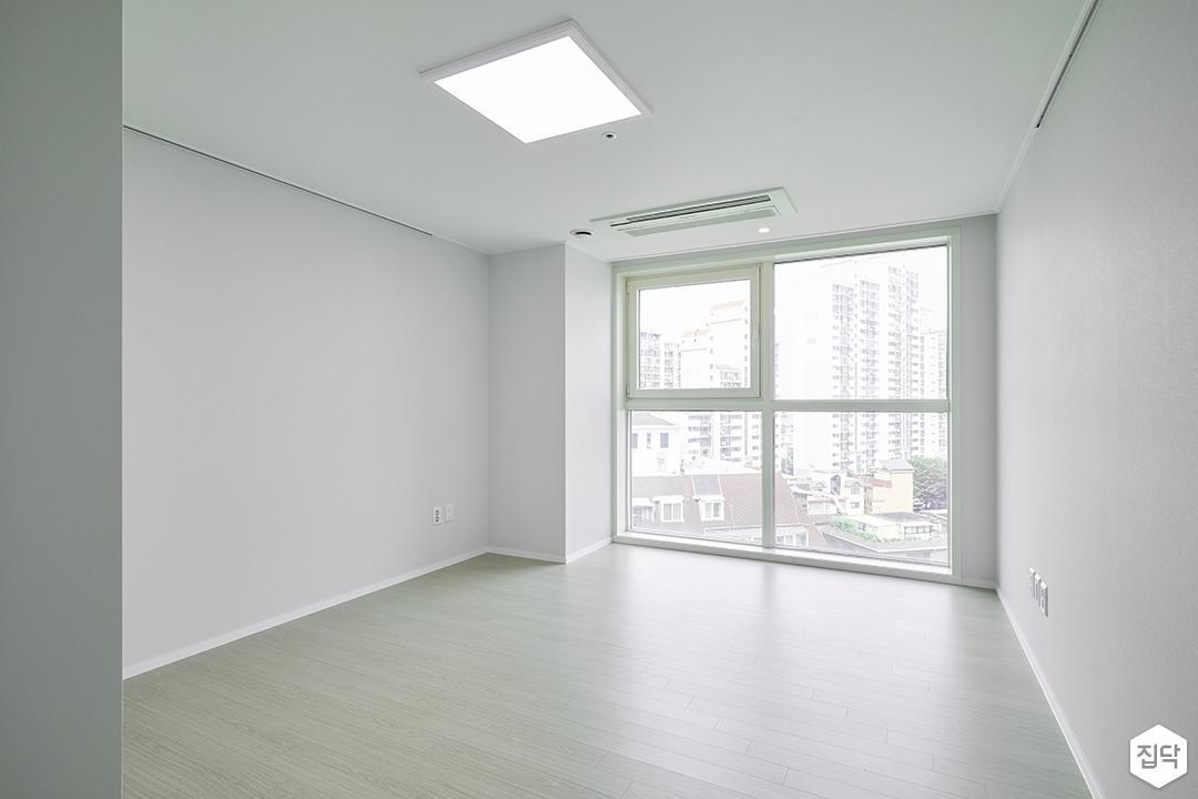 작은방,화이트,심플,LED조명