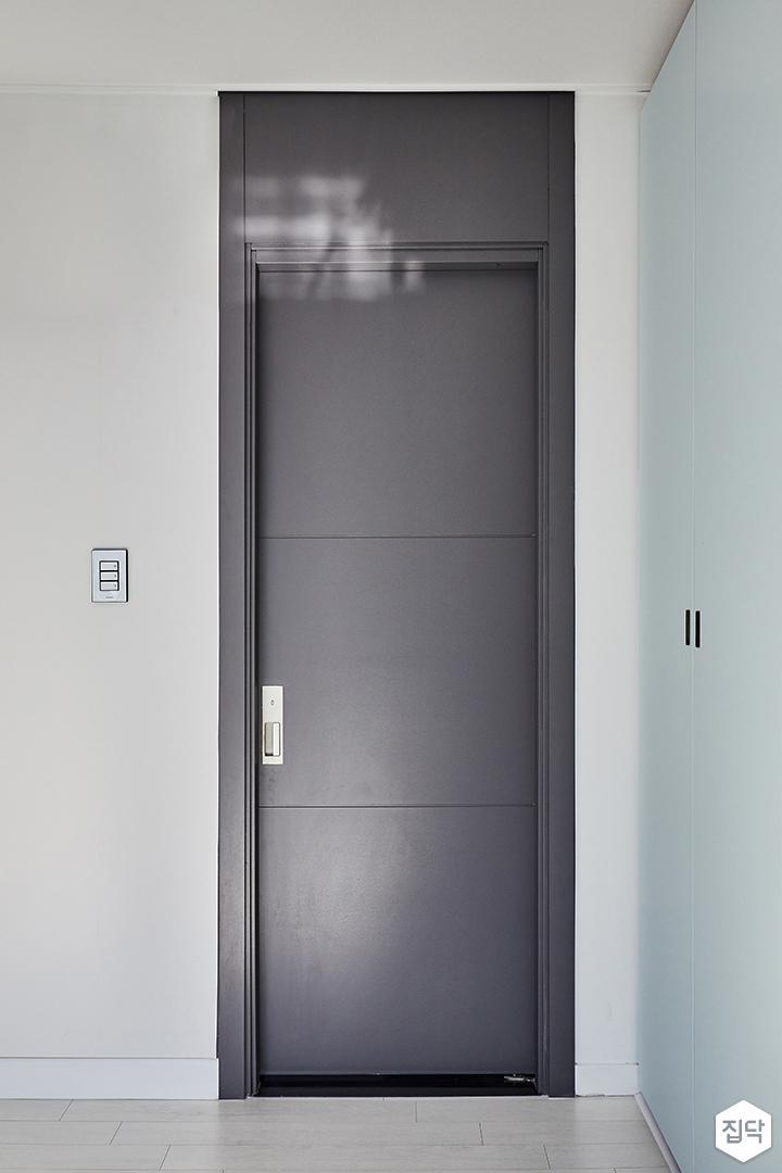 욕실문,다크그레이,매트그레이,모던