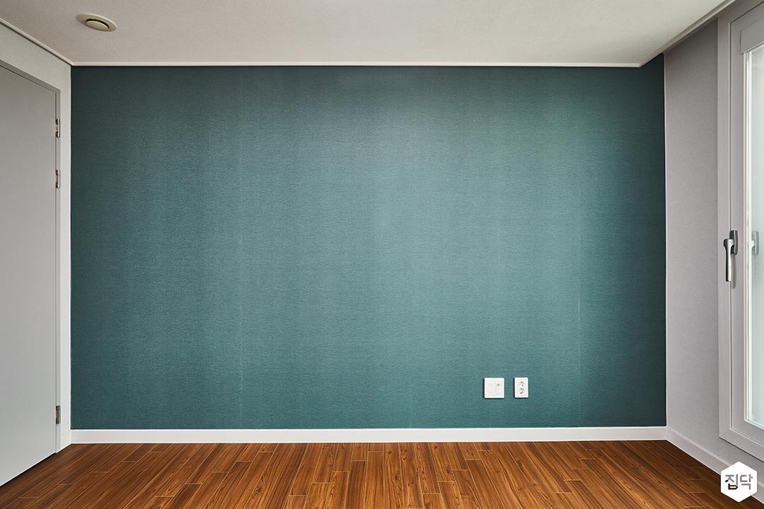 방,올리브,실크벽지,심플