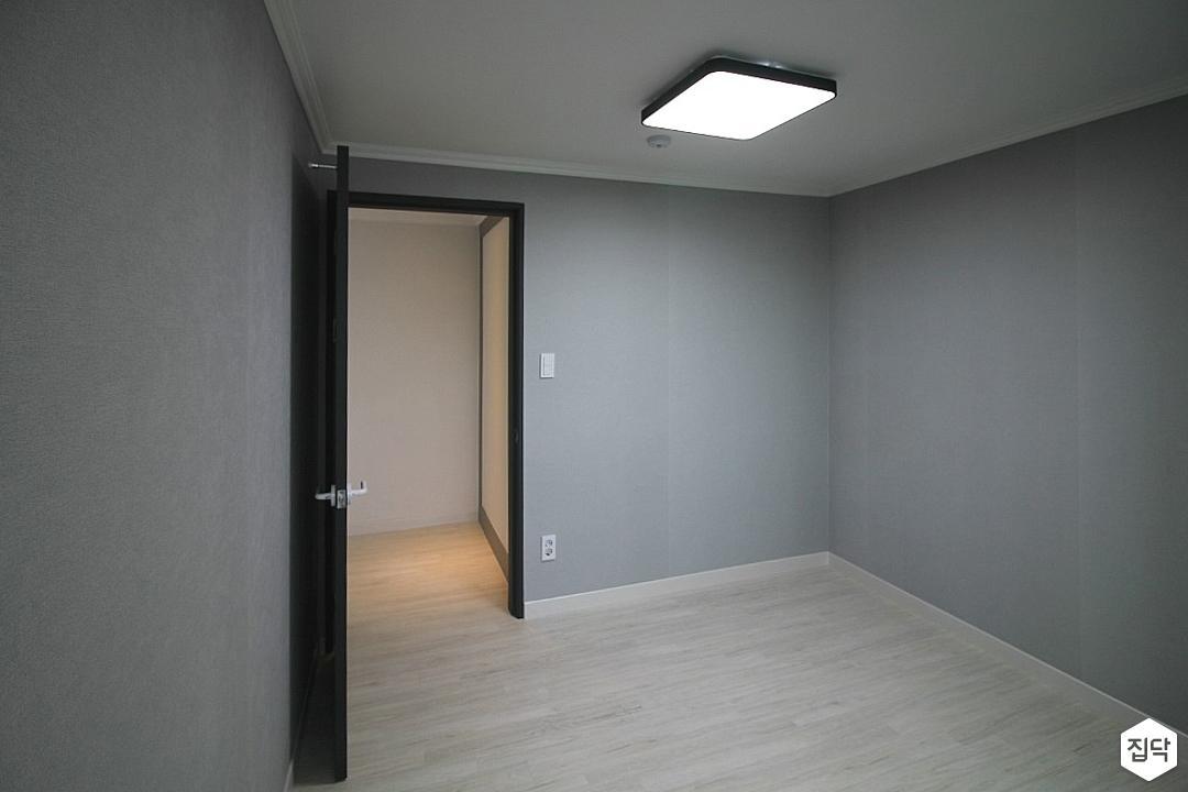 그레이,블랙,심플,모던,작은방
