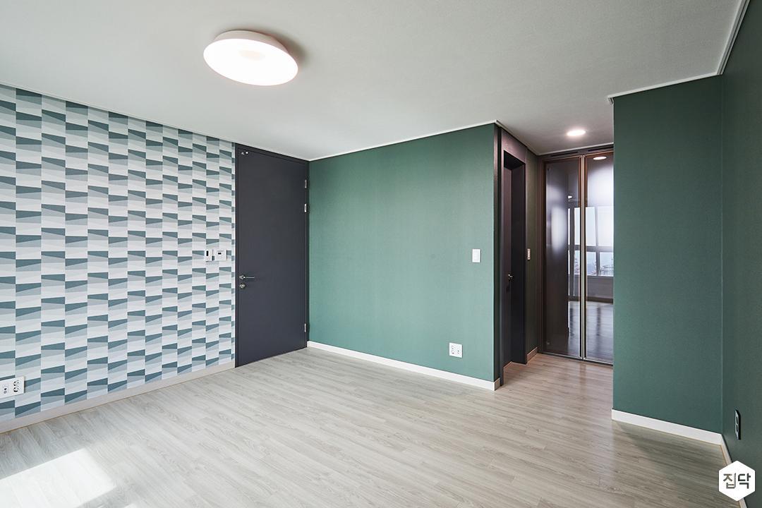 녹색,심플,모던,실링라이트조명,아트벽지