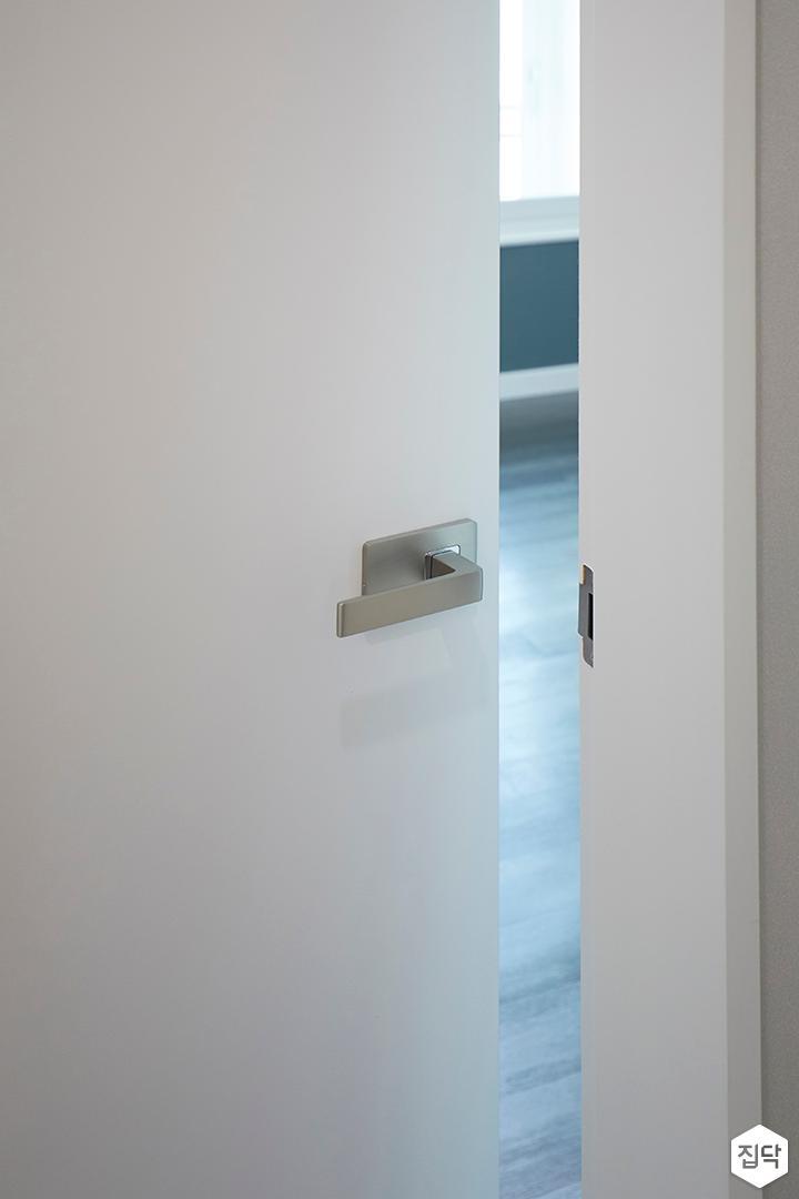 문,심플,화이트