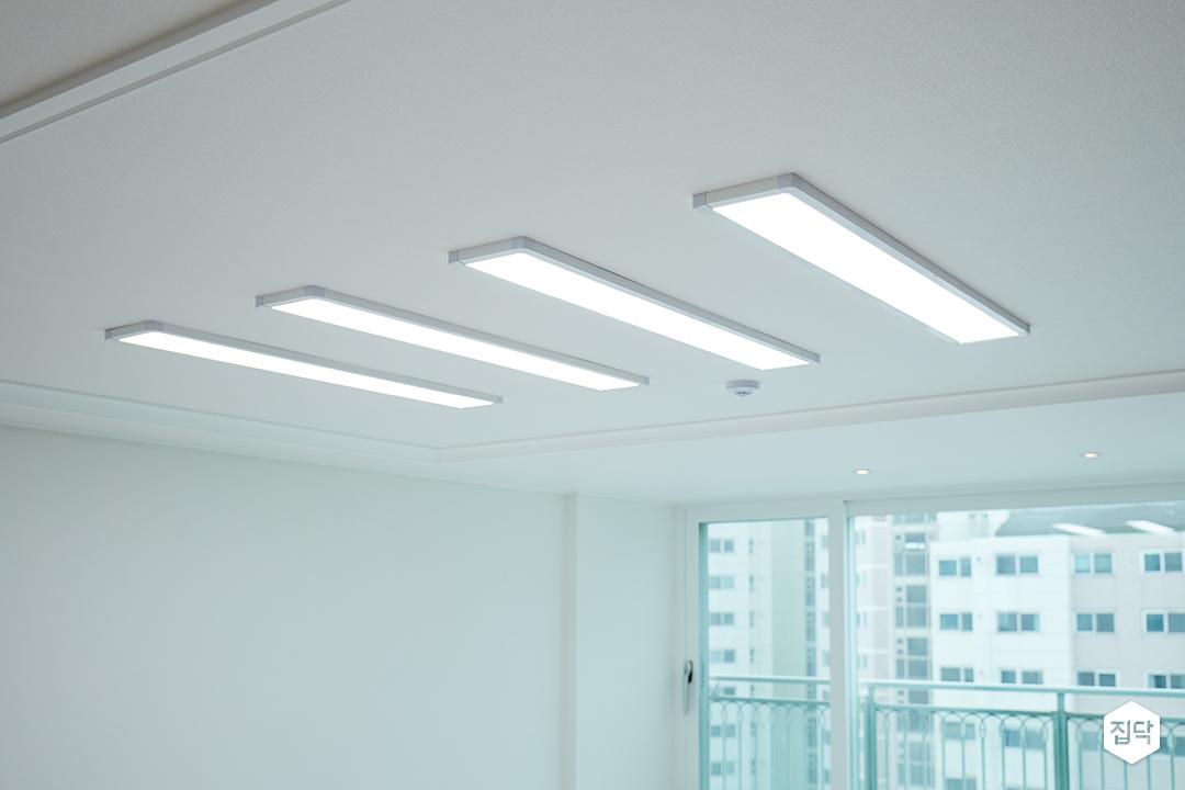 LED조명,우물천장,화이트