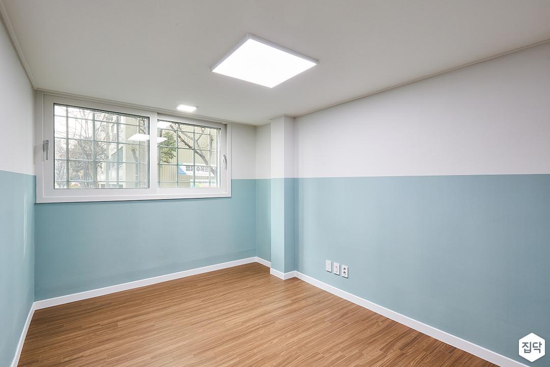 화이트,블루,모던,심플,방
