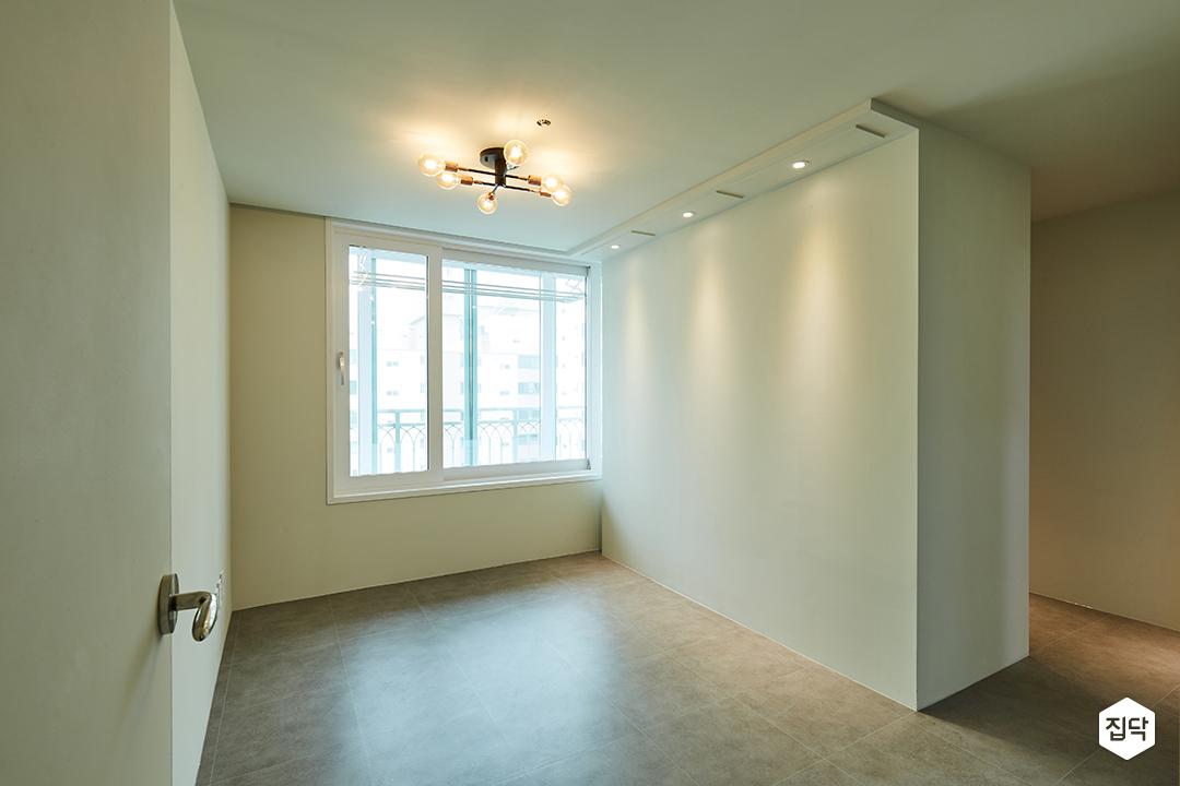 가벽,드레스룸,안방,데코조명,다운라이트조명