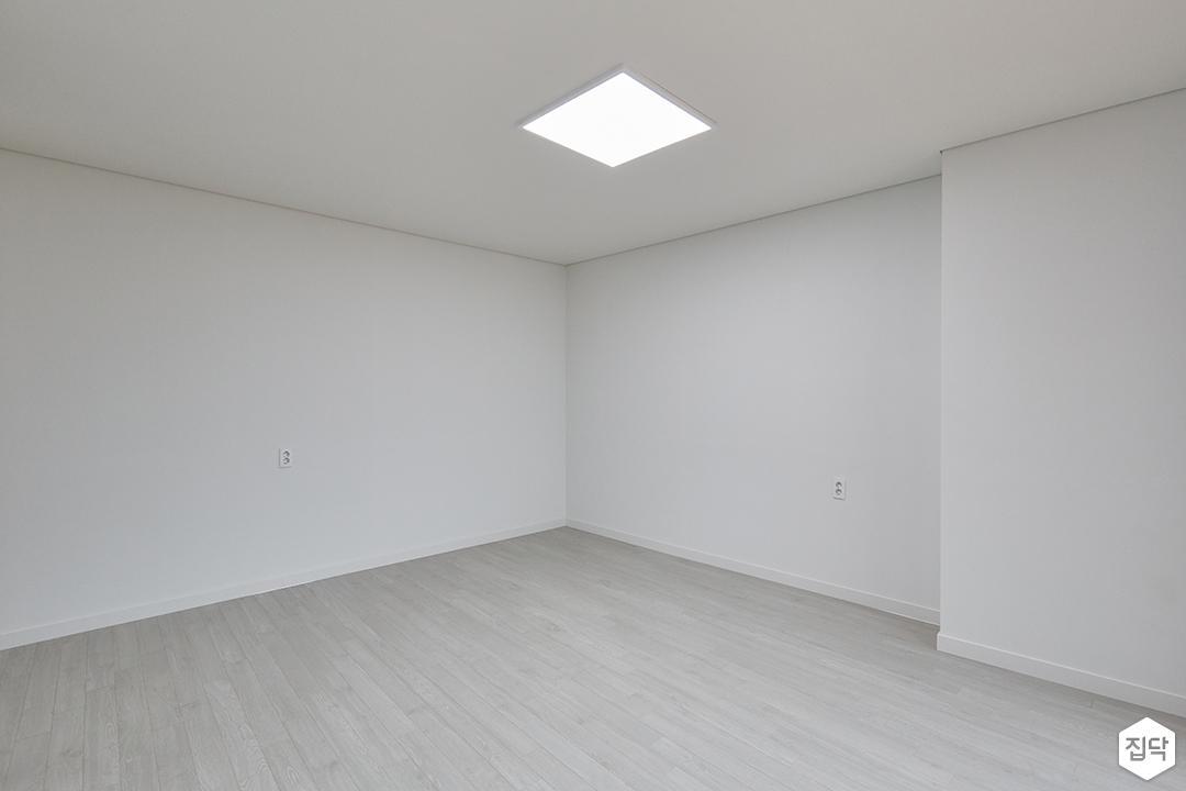 화이트,모던,심플,방,장판,실링라이트