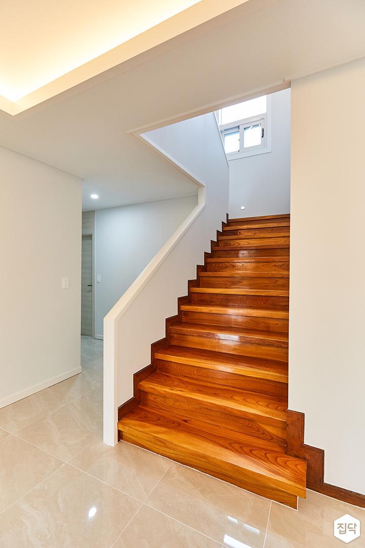 복층,계단,우드