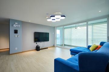 그 어떤 가구도 잘 어울리도록 33평,심플,화이트,아파트,양주시,소박하고정겨운,단점개선,좁은집을넓게,수납력강화,맞춤장설치,조리공간확보,널찍한주방,대면형주방