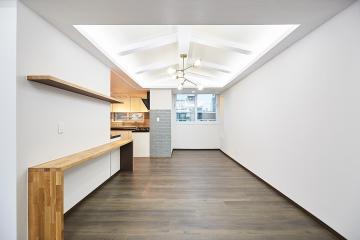 모던과 클래식이 만든 중후한 매력,48평 아파트 인테리어