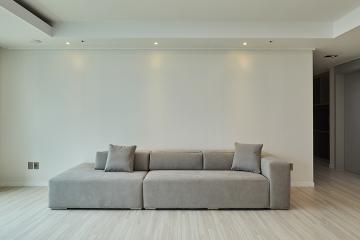 인천 서구 경서동 42평 아파트 인테리어 스타일포인트,특별한조명