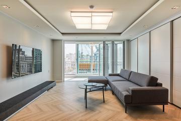 서울 영등포구 문래동6가  42평 아파트 인테리어