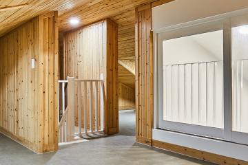 주택 느낌 담은 30평대 복층 아파트 우드패턴,스타일포인트,아트월,살기좋은지역,역세권,복층,합리적인,광명시,소하동,32평