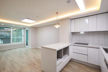 모던심플의 정석. 20평대 아파트