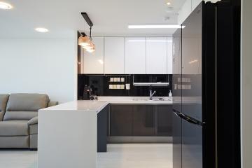 새집 증후군을 최소화 한 30평대 아파트