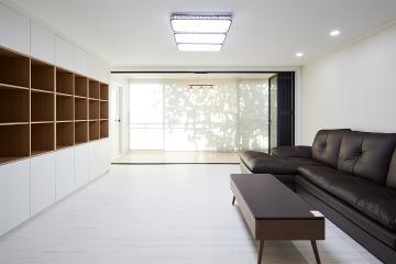 오래도록 머물고 싶은 공간 40평대 아파트