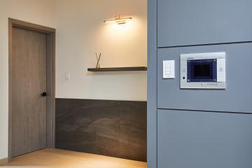그레이 컬러의 고급스러움이 돋보이는 30평대 아파트 인테리어 스타일포인트,맞춤시설제작,불편함없이,그레이,광진구,광장동,35평,아파트