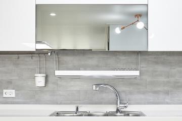 마음까지 깨끗해지는 30평대 아파트 심플 인테리어 생활패턴에맞춘,실용성중시,불편함없이,그레이,화이트,인천,구월동,34평,아파트