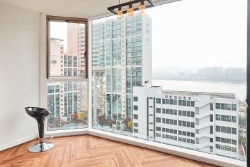 바쁜 일상에 여유를 선사할 40평대 아파트 인테리어