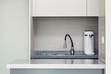 새로운 시작을 알리는 화이트 인테리어 24평,화이트,심플,아파트,용인시,풍덕천동