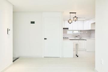과함도, 모자람도 없는 딱좋은 신혼집 22평,화이트,모던,심플,빌라,인천,남동구