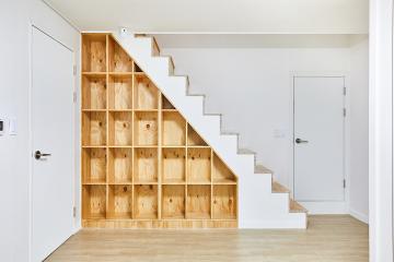 오래된 단독주택을 깔끔하게 재보수, 주택 인테리어 60평,심플,화이트,단독주택,주택,마포구,성산동