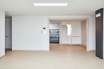 역시 주택은 깔끔함이 최고, 40평 아파트 인테리어 40평,화이트,블랙,그레이,아파트,구로구,오류동