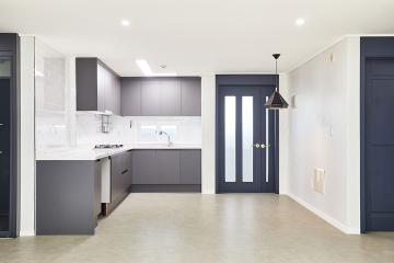 필요한 요소들을 적절히 개선해 거주의 편의성을 높인 30평 아파트