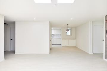 주방은 넓게, 방마다 색상은 다르게, 49평 아파트 인테리어 49평,인천,부평구,아파트,화이트,모던,비포앤애프터,Before&After