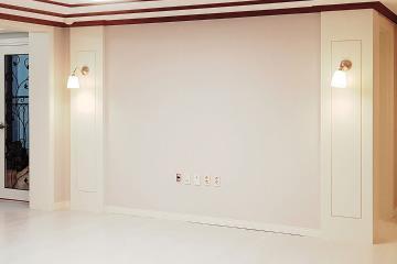 부분 시공으로 마지막 퍼즐을 완성한 55평 아파트 55평,화이트,모던,심플,아파트,인천,연수구