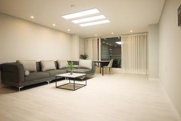 따뜻한 느낌이 물씬나는 33평 아파트 인테리어 33평,화이트,모던,아파트,광주,서구,치평동