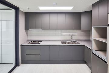 현대적인 모던함이 묻어나는 38평 아파트 인테리어 38평,코발트블루,화이트,심플,모던,남양주시,와부읍