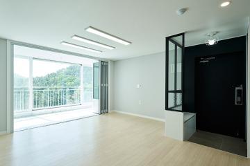 심플하고 세련된 스타일. 23평 아파트 인테리어 23평,그레이,심플,아파트,경기,시흥