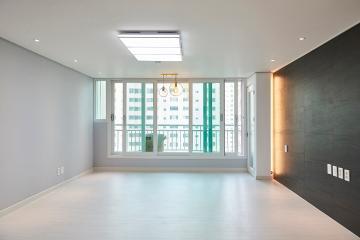 은은한 모노톤으로 산뜻한 분위기 연출 32평 아파트 인테리어 32평,화이트,모던,아파트,대구