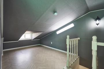모던과 클래식이 만난 매력적인 옥상의 32평 아파트 인테리어 32평,그레이,모던,아파트,광주