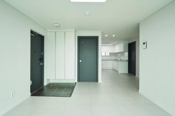 실용적이면서도 기능성을 높인 23평 아파트 인테리어 화이트,아파트,23평,경기,오산시,원동
